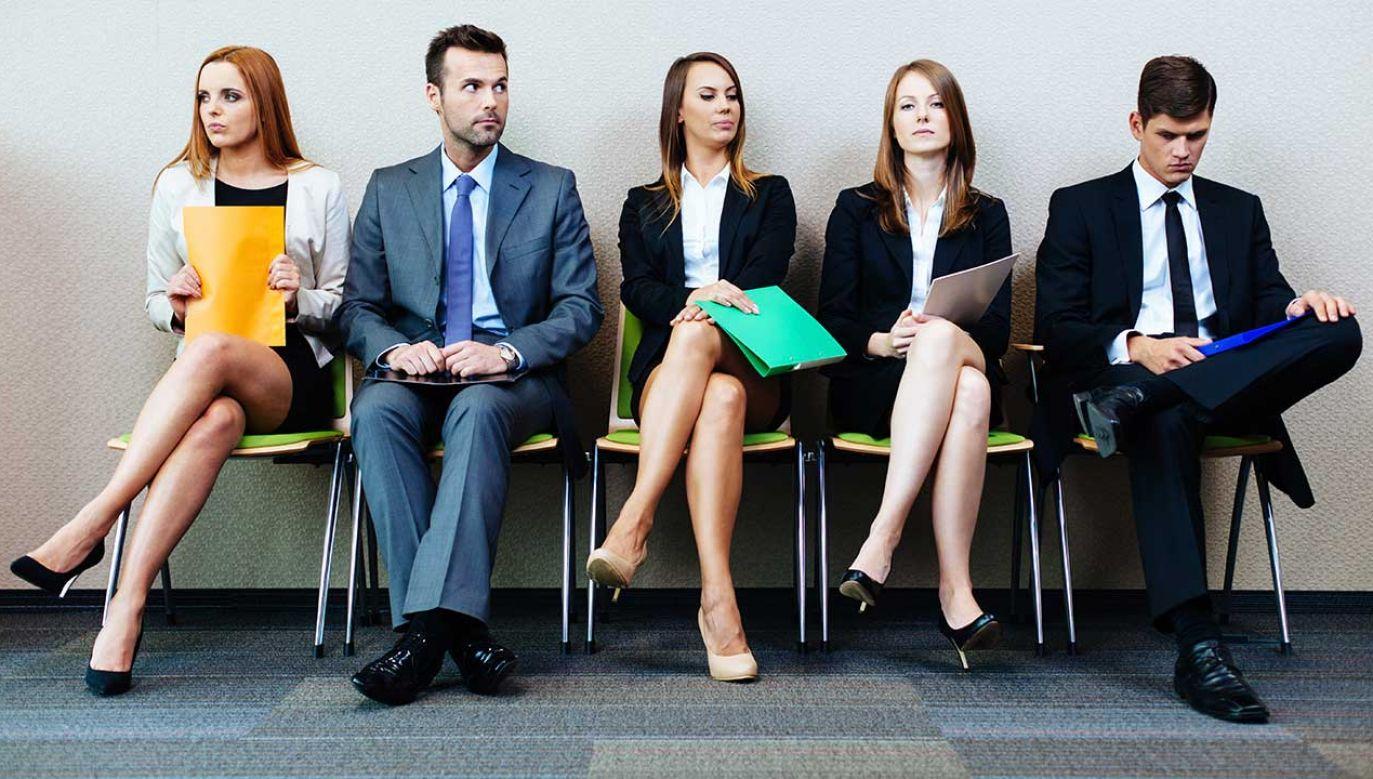 Dobra sytuacja na rynku pracy wpływa na skłonność do szybkiej zmiany pracodawcy (fot. Shutterstock/baranq)