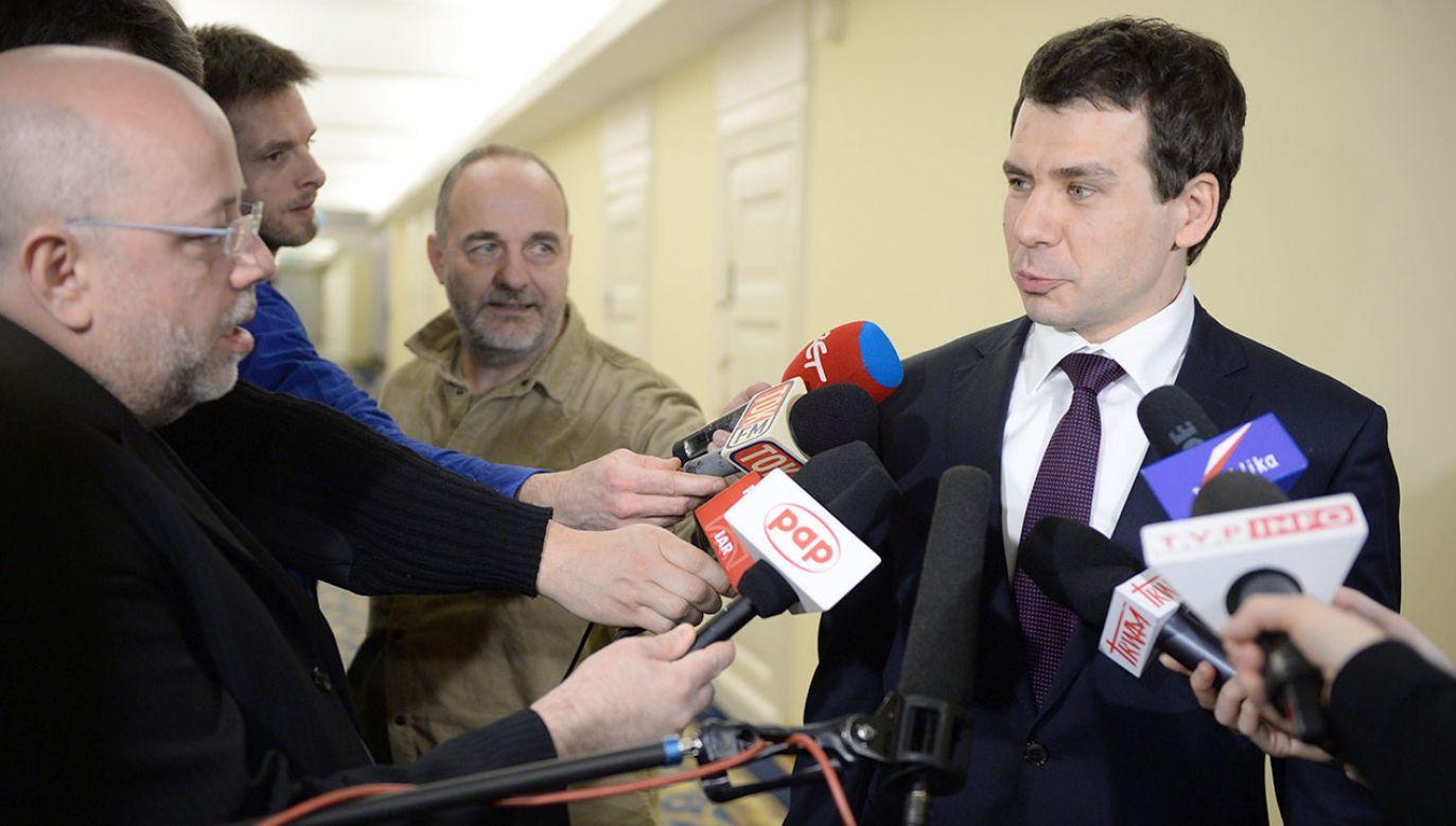 Bejda kierował Biurem od końca 2015 r. (fot. arch.PAP/Jacek Turczyk)