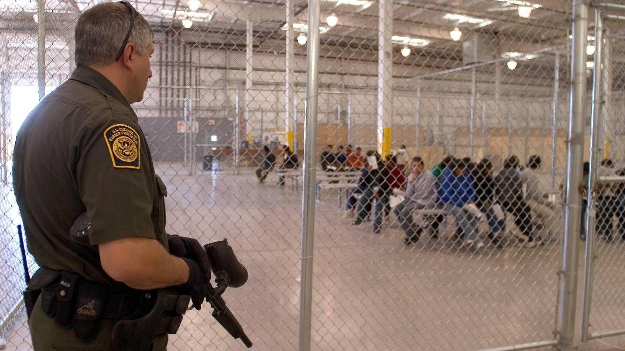 Nielegalna imigracja problemem USA (fot. US Customs and Border Protection)