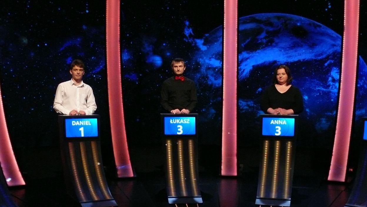 Do finałowej rozgrywki 12 odcika 113 edycji przeszło tylko trzech zawodników