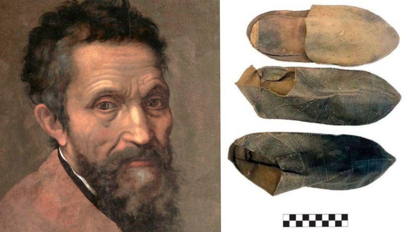 Michał Anioł był jednym z najwybitniejszych twórców w historii (fot. FAPAB/graf. Daniele da Volterra)