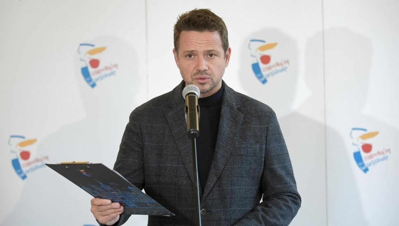 Rafał Trzaskowski (fot. PAP/Marcin Obara)