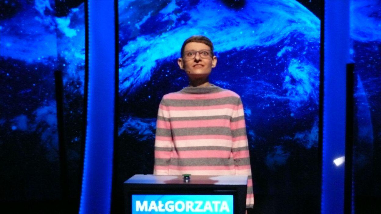 Pani Małgorzata Sikora wygrała 20 odcinek 124 edycji