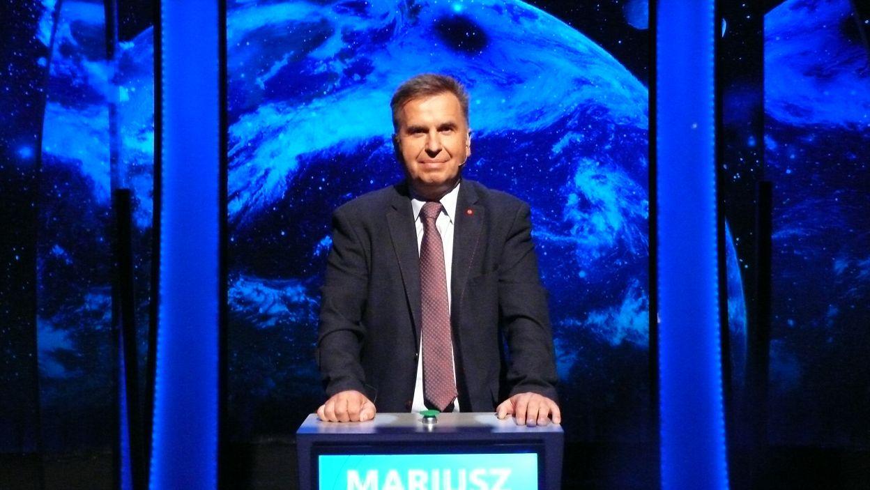 Pan Mariusz Kukotko został zwycięzcą 13 odcinka 122 edycji