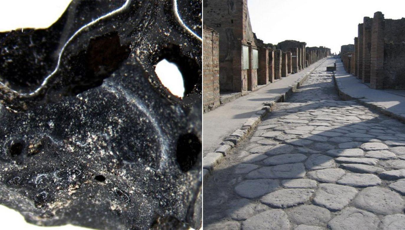 Szczątki odkryto w Herkulanum (fot. Pier Paolo Petrone/Wiki 3.0/Paul Vlaar)