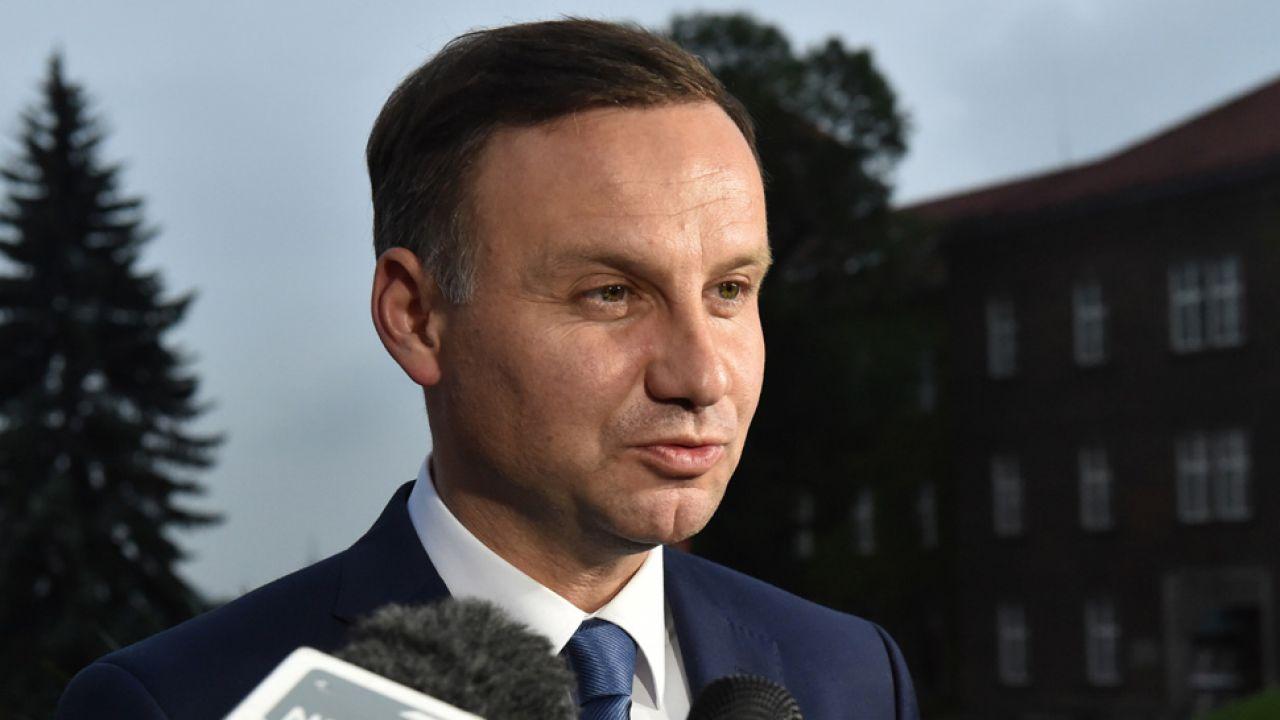 Prezydent elekt zapewnia, że nie jest produktem marketingu politycznego (fot. PAP/Jacek Bednarczyk)