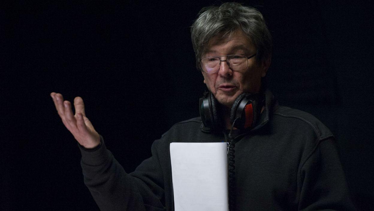 Spektakl wyreżyserował Krzysztof Tchórzewski (fot. Natasza Młudzik)