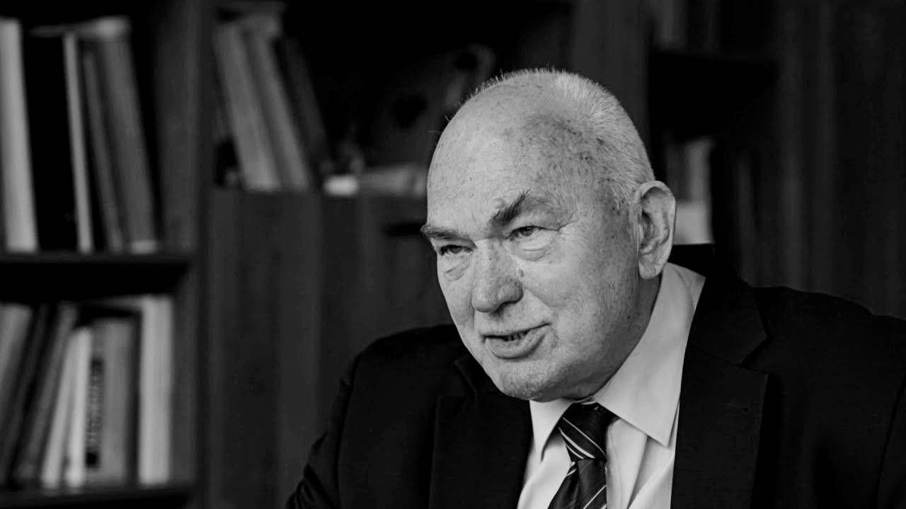 Prof. Mirosław Handke był ministrem edukacji w latach 1997-2000 (fot. AGH)