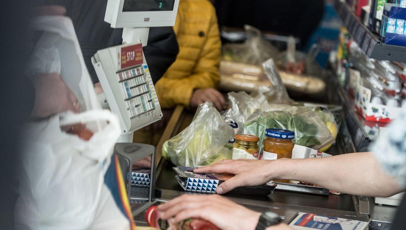 Retail sales rose by 3.4% in January, below analyst expectations. Photo: Grzegorz Michałowski