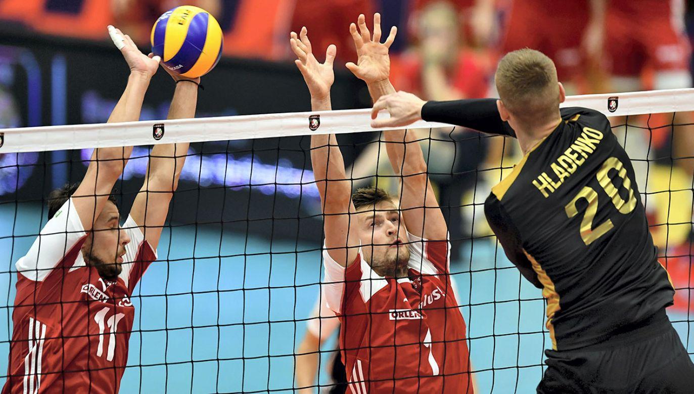 Polacy wygrali do tej pory wszystkie mecze mistrzostw Europy (fot. PAP/Maciej Kulczyński)