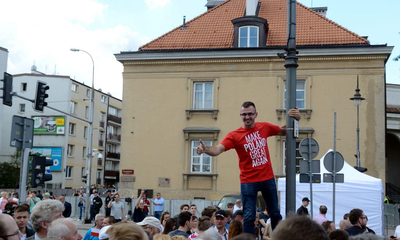 (fot. PAP/Jakub Kamiński)