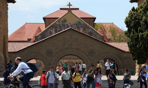 Numer 8. Uniwersytet Stanforda (USA). fot. Justin Sullivan/Getty Images
