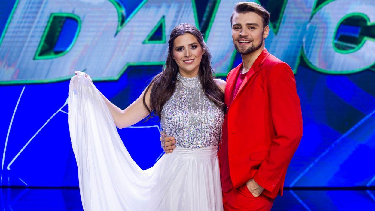 W świat baśniowej miłości na moment zabrali nas Damian i Ola (Natasza Mludzik/ fot. TVP)