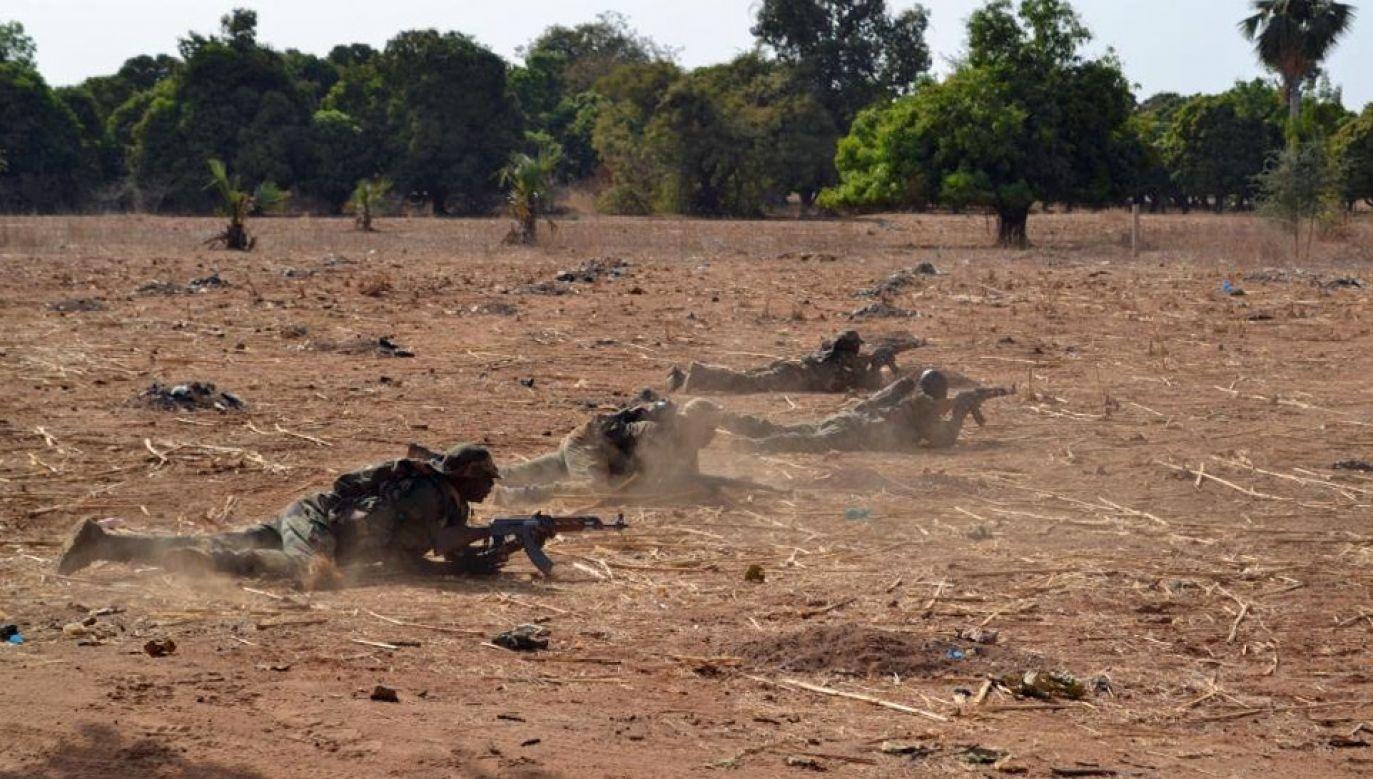 Dżihadyści regularnie atakują siły malijskie i francuskie (fot. Ministère des Armées)