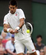 Novak Djoković (fot. Getty Images)