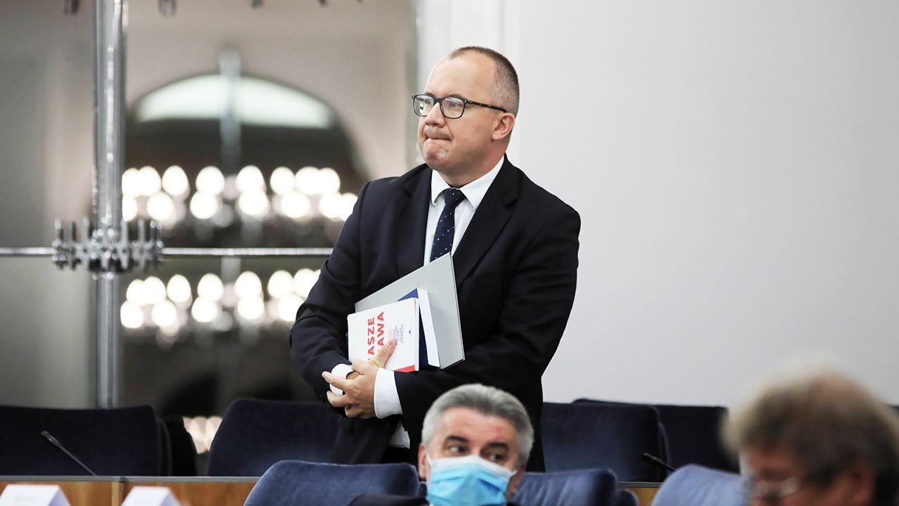 Bodnar wciąż jest RPO (fot. PAP/Leszek Szymański)