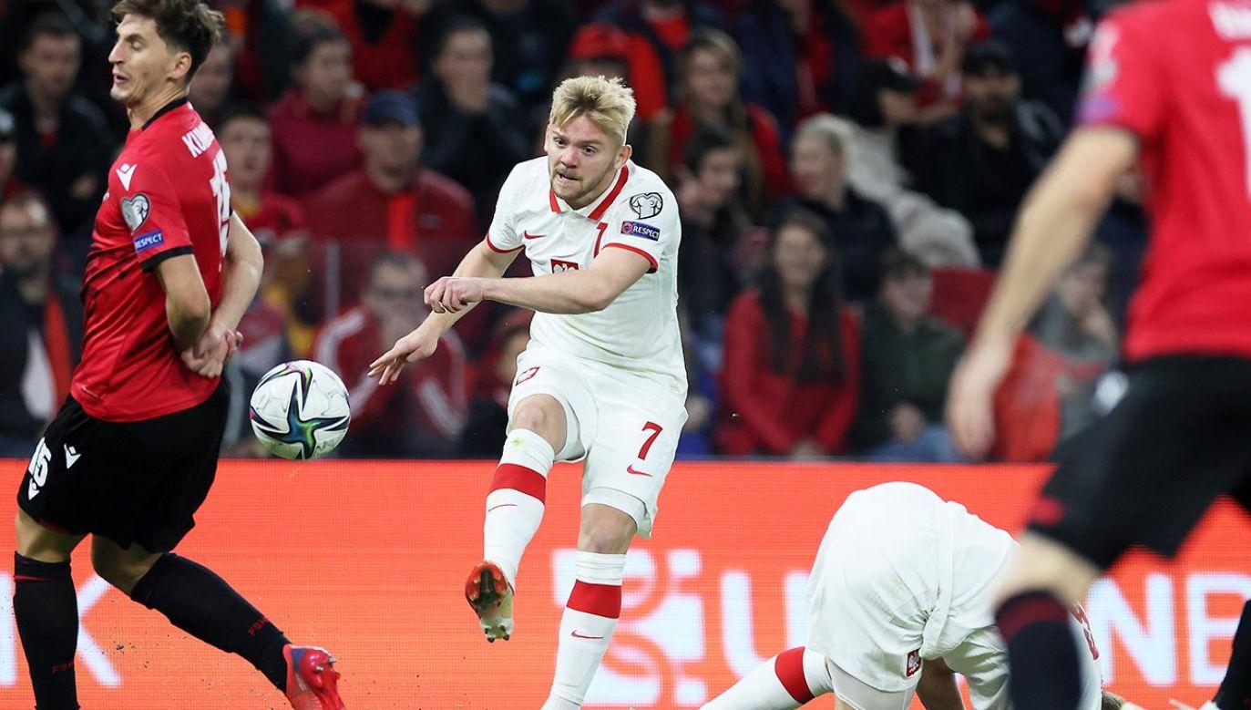 Mecz Albania–Polska ma kluczowe znaczenie dla układu tabeli w naszej grupie (fot. PAP/Leszek Szymański)
