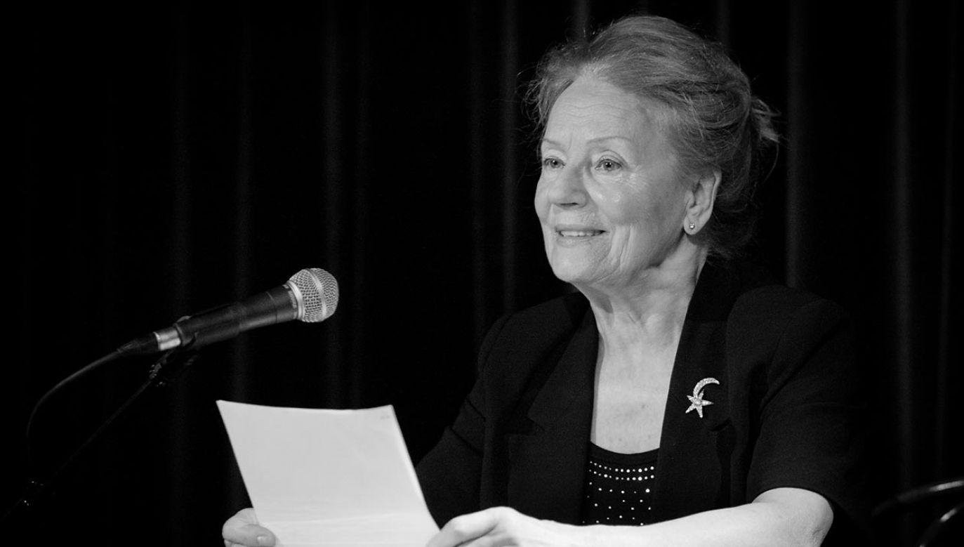 Barbara Połomska (fot. Forum/Michal Tulinski)