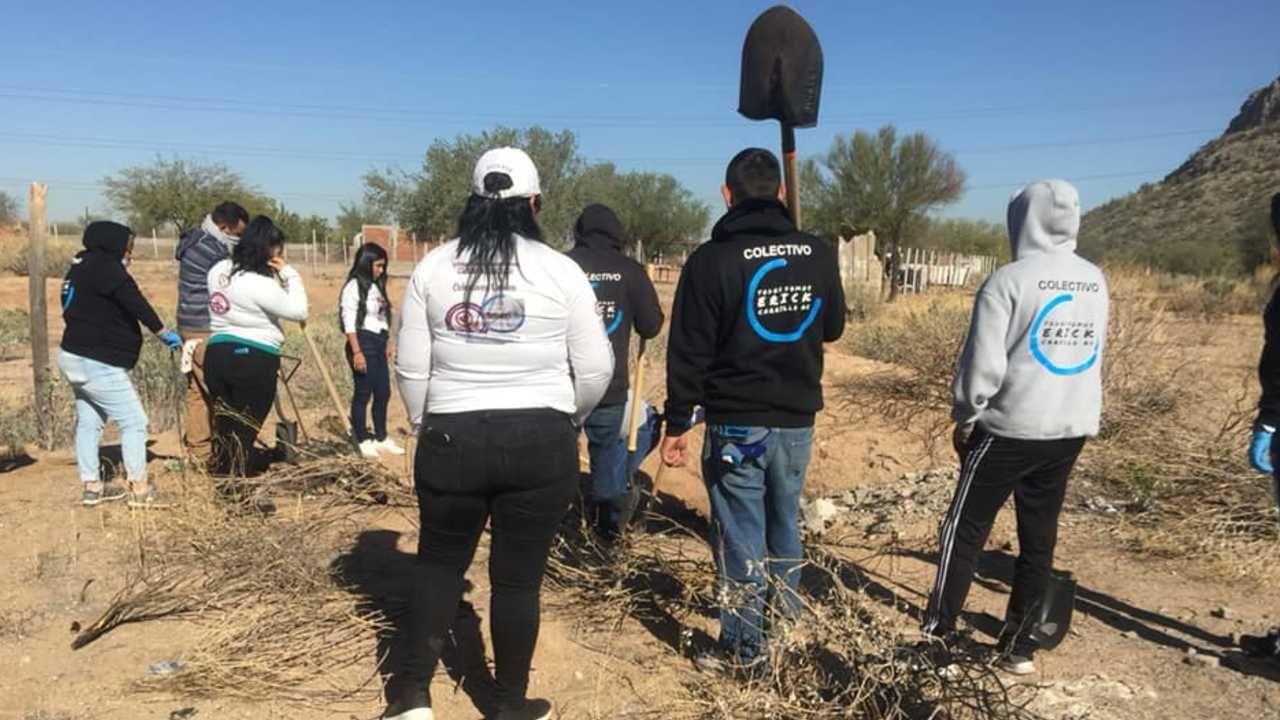 Bliscy ofiar wojny narkotykowej wzięli sprawy w swoje ręce (fot. FB/Madres Buscadoras De Sonora)