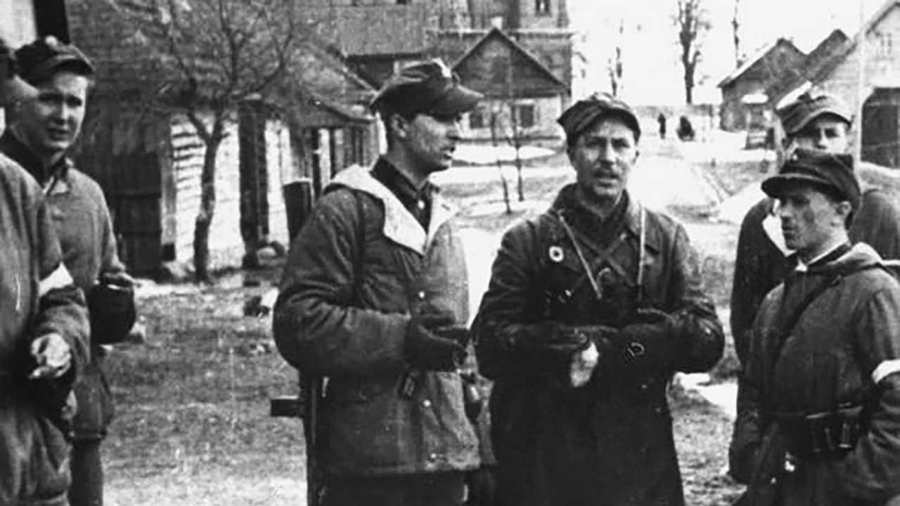 Żołnierze 3. Wileńskiej Brygady Armii Krajowej (fot. pl.wikipedia.org)