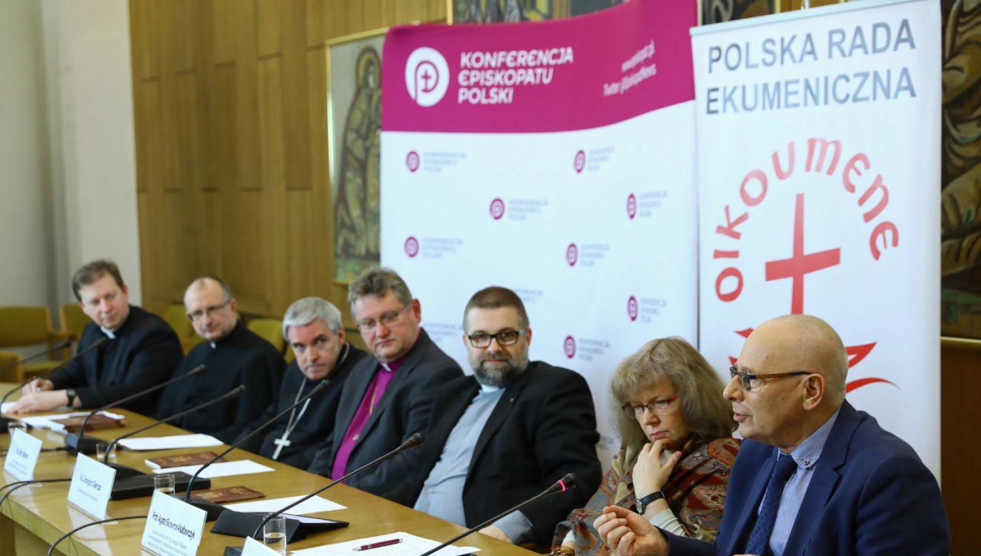 Organizatorami Tygodnia Modlitwa o Jedność Chrześcijan są Polska Rada Ekumeniczna i Rada Konferencji Episkopatu Polski ds. Ekumenizmu  (fot. PAP/Rafał Guz)