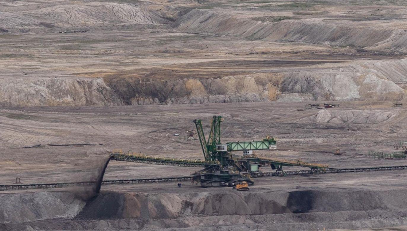 Spór ws. kopalni Turów (fot. Krzysztof Zatycki/NurPhoto via Getty Images)