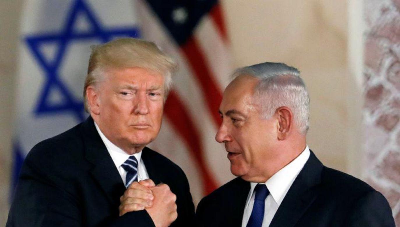 Premier Izraela powiedział, że jego kraj przestrzega zasady, że nie szpieguje Stanów Zjednoczonych (fot. REUTERS/Ronen Zvulun)