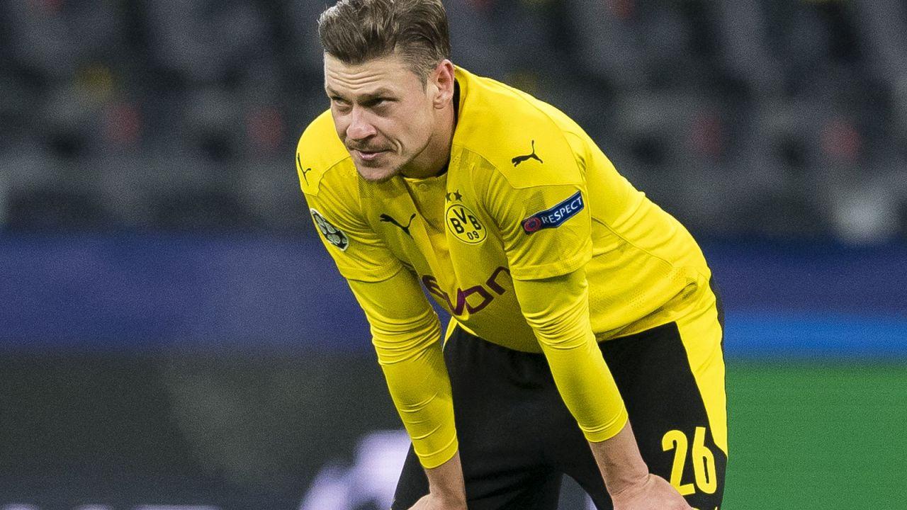 Liga Mistrzów. Łukasz Piszczek oceniony po meczu Borussia Dortmund – Lazio Rzym (sport.tvp.pl)