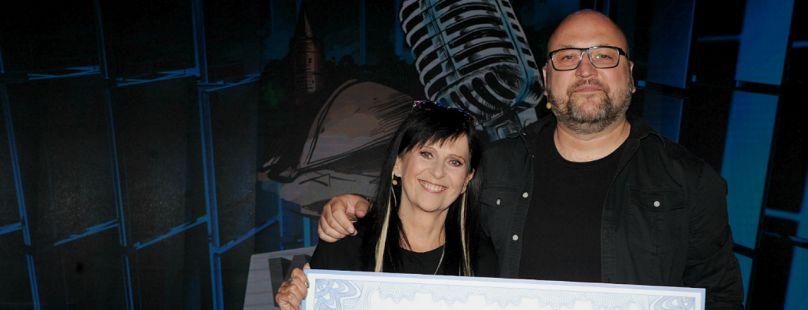 """Kwietniewska i Tymkoff zwycięzcami  """"Wielkiego Testu o (o)polskiej piosence"""""""