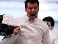 Radosław Zawrotniak wystartuje w turnieju indywidualnym w szpadzie (fot. Getty Images)