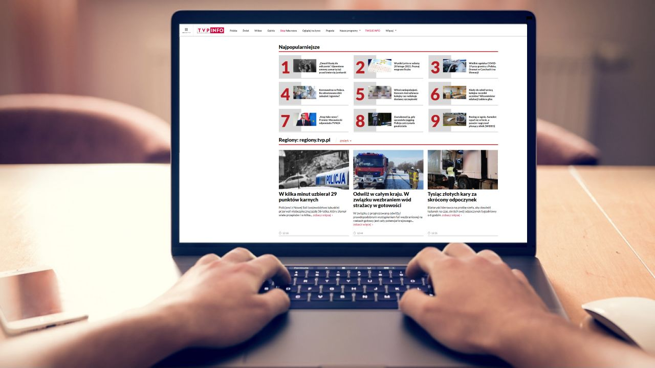 Liczba internautów zwiększyła się o 1,82 mln (fot. Shutterstock)