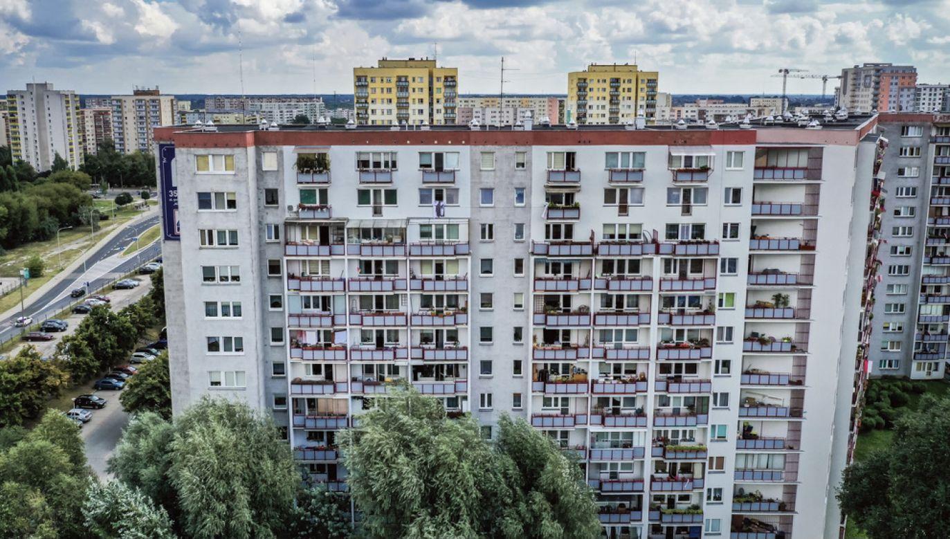 """Powstanie """"mapa"""" emisyjności budynków(fot. Shutterstock/Fotokon)"""