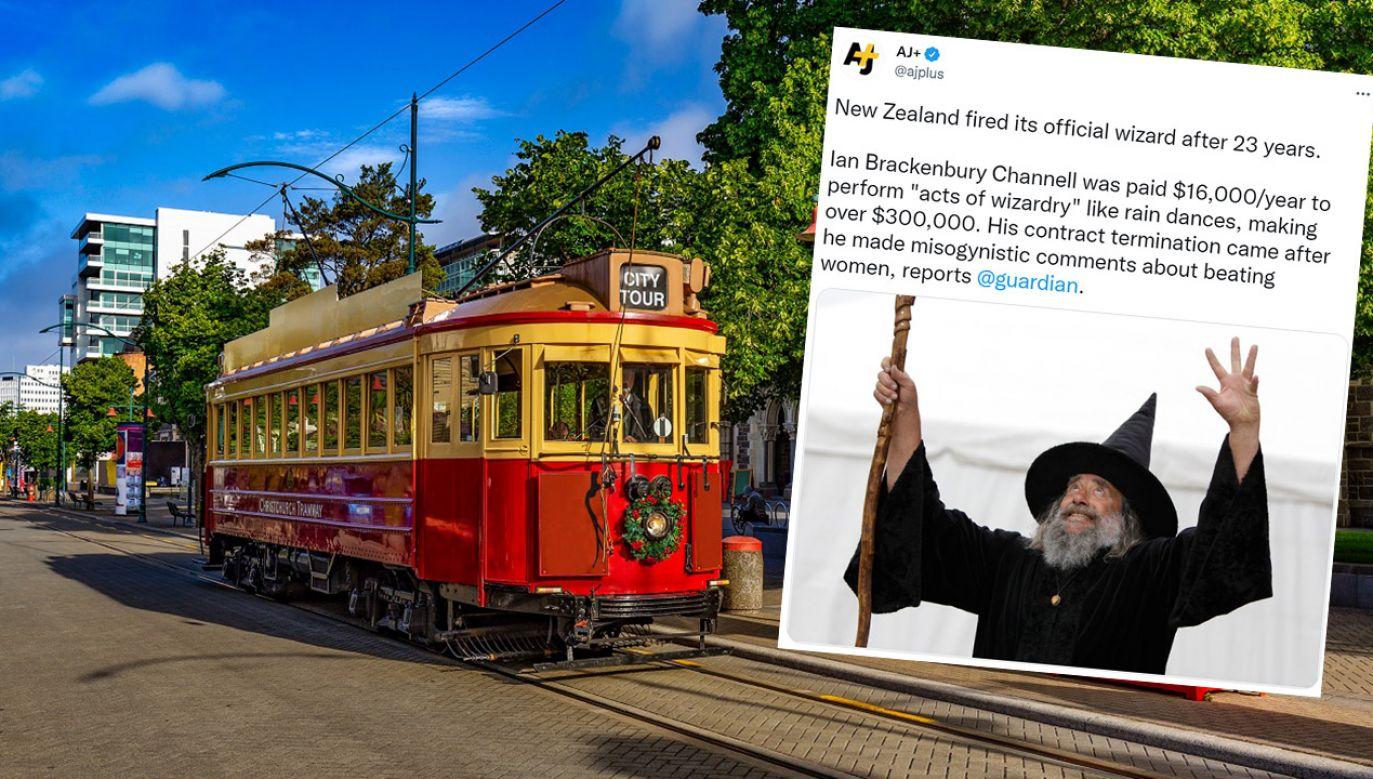 Christchurch to drugie co do wielkości miasto w Nowej Zelandii (fot. Shutterstock, tt/@ajplus)
