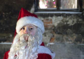 Gdzie jesteś Święty Mikołaju