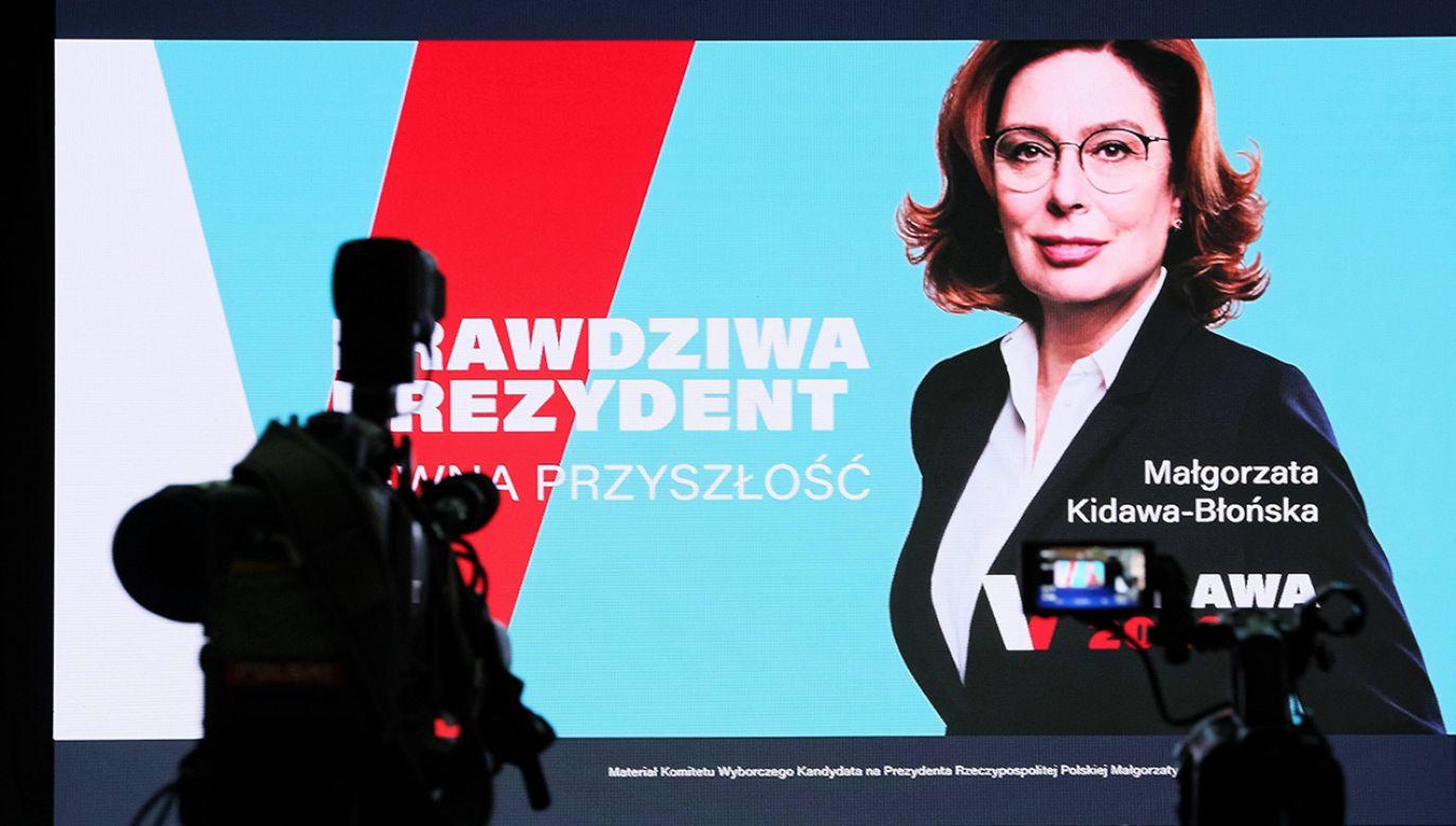 """""""Najlepszym rozwiązaniem dla PO byłoby  rozwiązanie partii"""" (fot. PAP/Mateusz Marek)"""