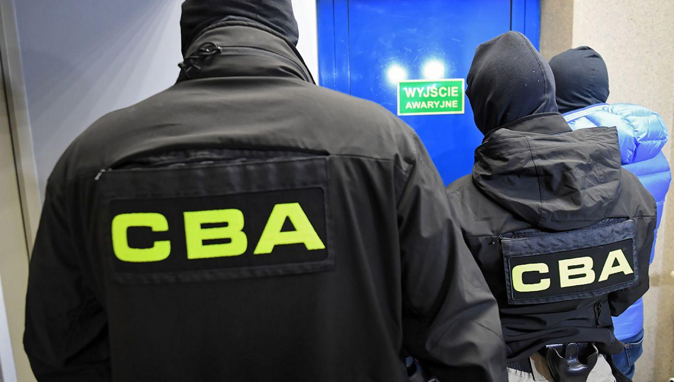 Tylko w ostatnim tygodniu zatrzymano przestępców, którzy okradli podatników na blisko 9 mld zł (fot. arch.PAP/Grzegorz Michałowski)