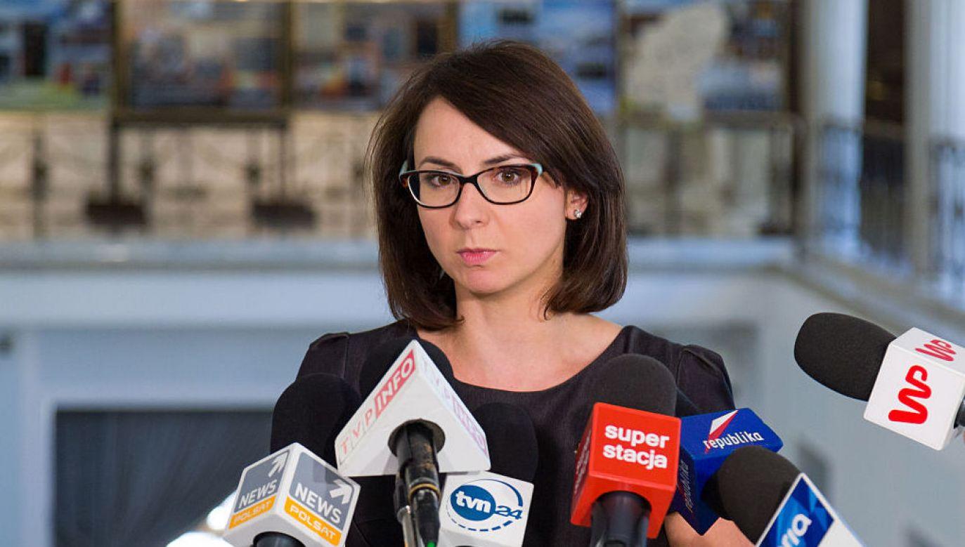 Kamila Gasiuk-Pihowicz komentuje wybory prezydenckie 2020 (fot. Mateusz Wlodarczyk/ Getty Images)
