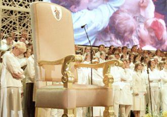 Jan Paweł II - Pożegnanie