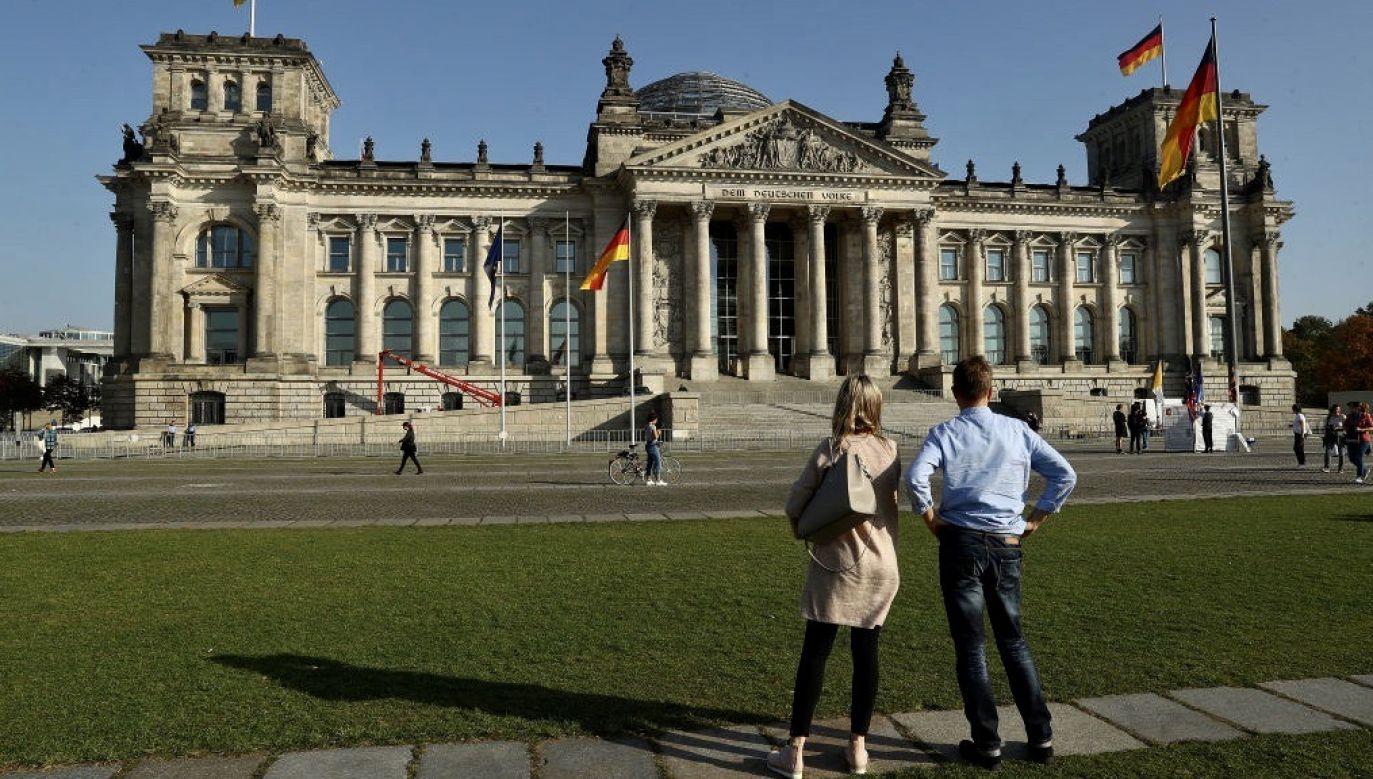 """Dziennikarz """"Die Welt"""" chwalił Trzaskowskiego za krytyczny stosunek do reparacji (fot. Sean Gallup/Getty Images)"""