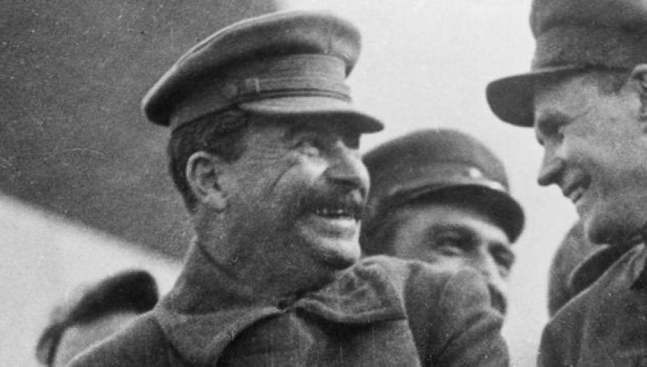 Józef Stalin jest odpowiedzialny za niewyobrażalny ogrom ludzkiej tragedii (fot. Hulton Archive/Getty Images)