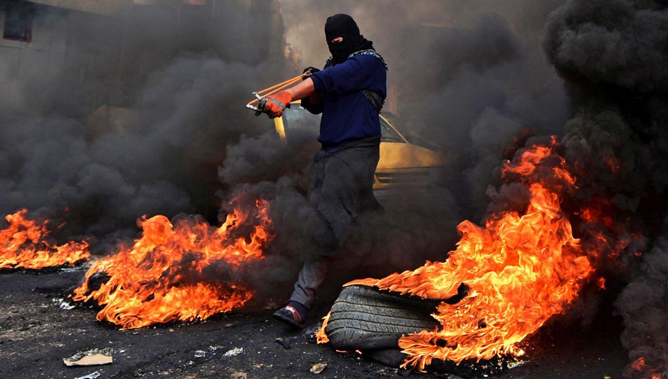 Istnieje długa tradycja obarczania Iranu odpowiedzialnością za rozlew krwi w Iraku, zarówno słusznie jak i niesłusznie  (fot. PAP/EPA/MURTAJA LATEEF)