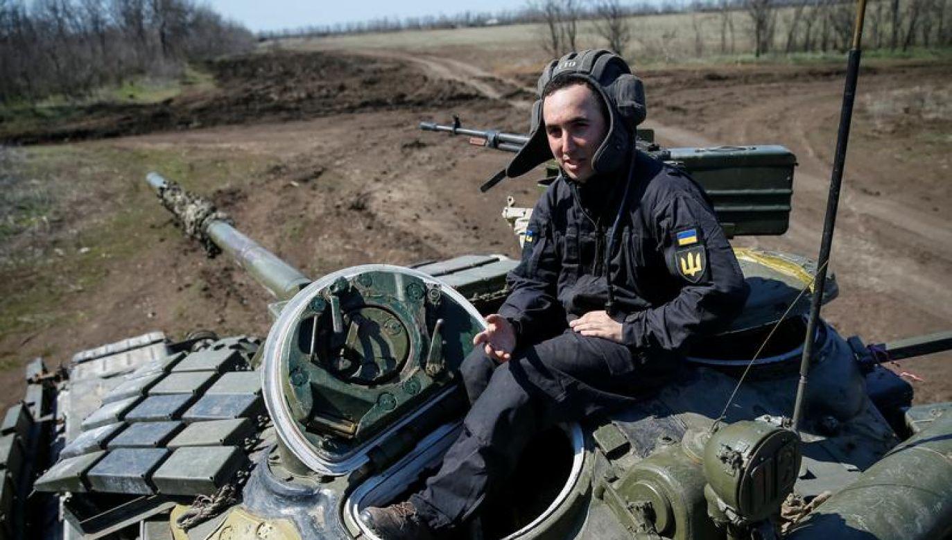Kwestia wypłaty środków dla Ukrainy to kolejny konflikt na linii prezydent-Kongres (fot. REUTERS/Gleb Garanich)