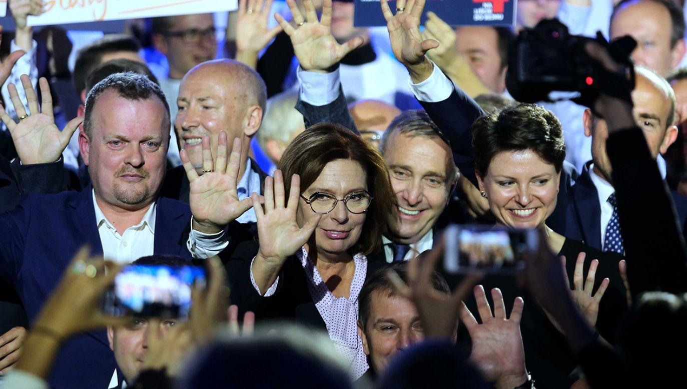 Jest kolejne zgłoszenie w prawyborach prezydenckich w PO, poza Małgorzatą Kidawą-Błońską (fot. arch.PAP/Andrzej Grygiel)
