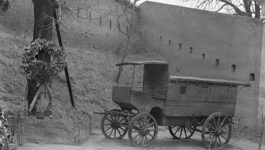Zdrajca został rozstrzelany na terenie Cytadeli Warszawskiej (fot. Wiki/Willem van de Poll)