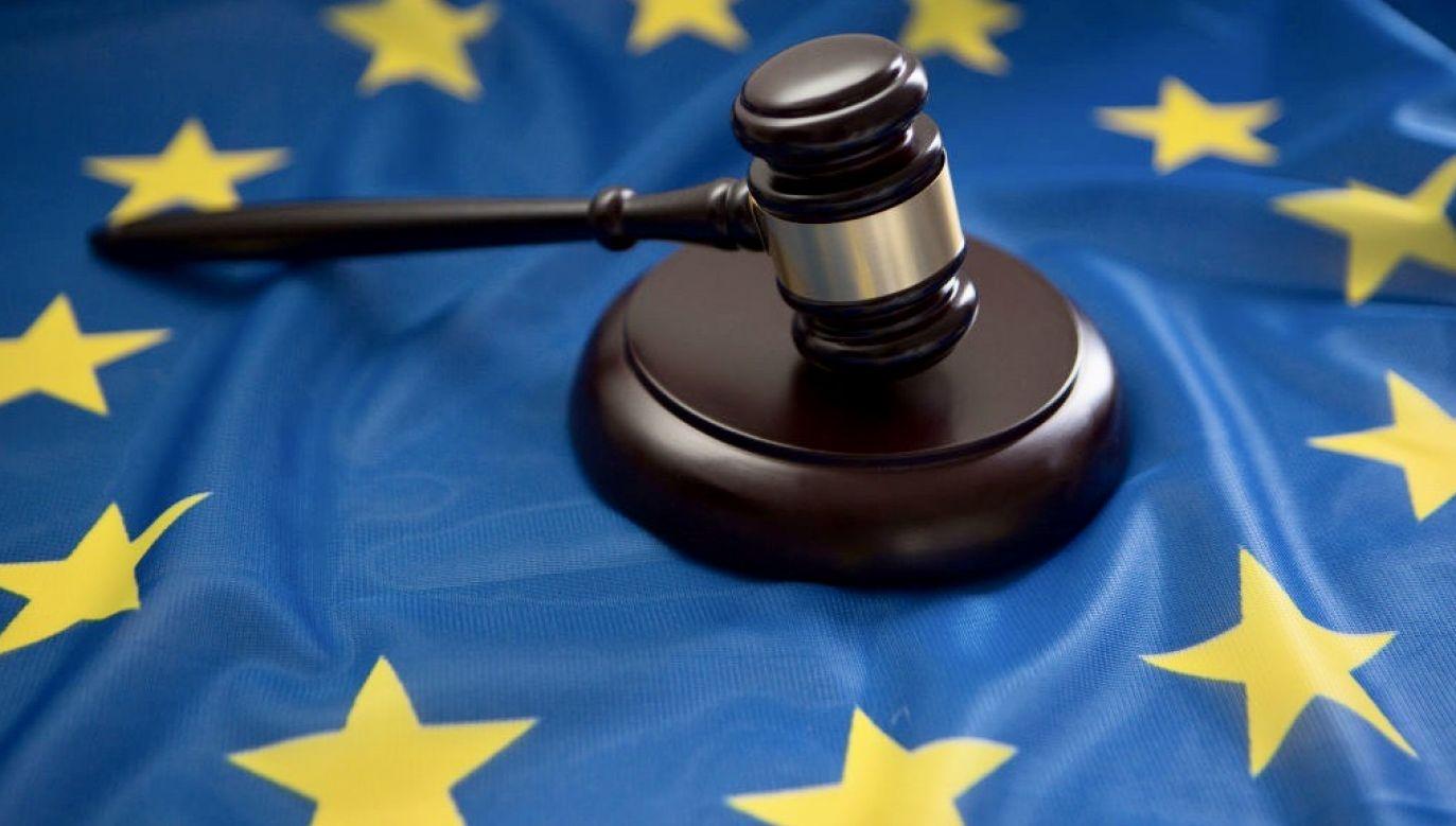 Postanowienie TSUE nie jest jeszcze ostatecznym rozstrzygnięciem sporu w sprawie Izby Dyscyplinarnej SN (fot. Ulrich Baumgarten via Getty Images)