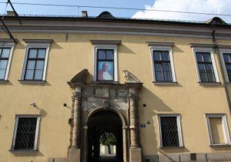 Papieskie okno. Franciszkańska 3