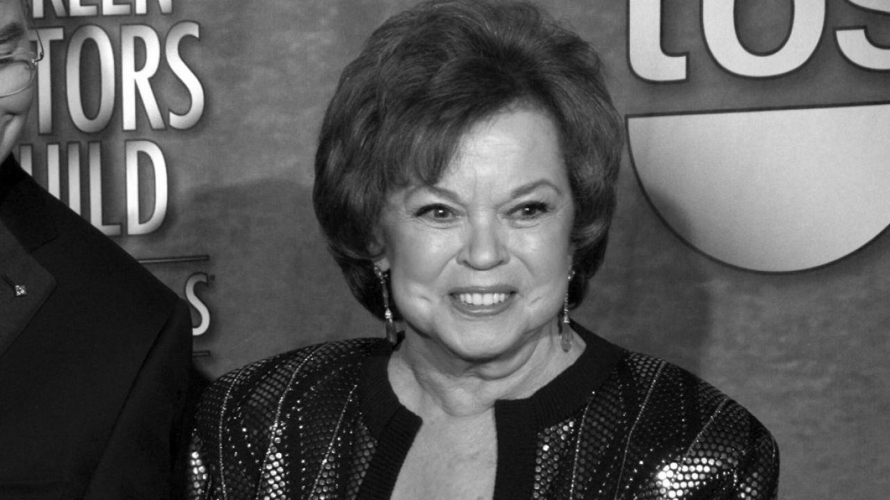 Shirley Temple; zdjęcie z 2006 roku (fot. PAP/EPA/PAUL BUCK)