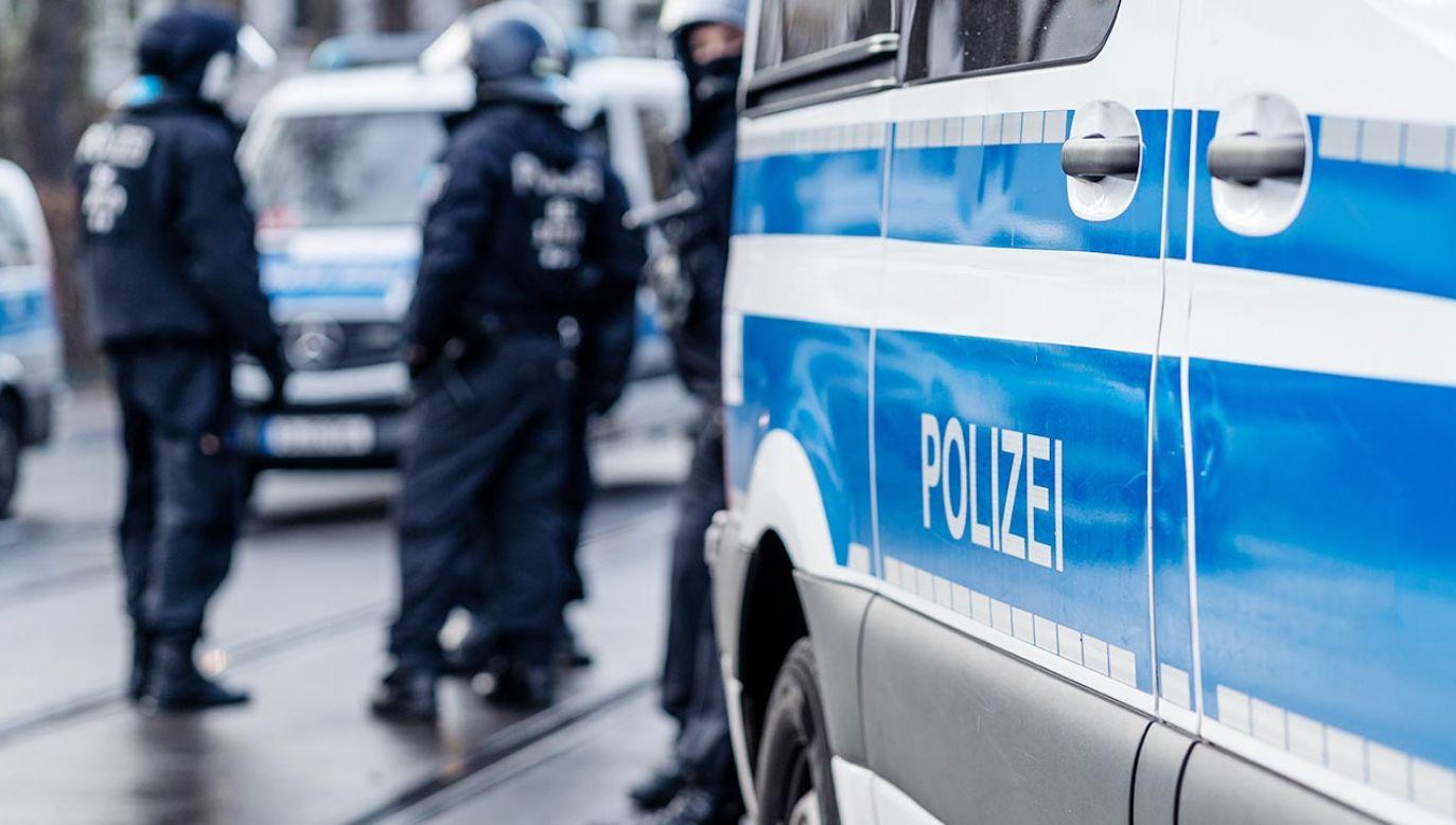 Zabójstwo w Niemczech (fot. Shutterstock)