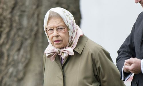 Królowa Elżbieta II podczas Windsor Horse Show, maj 2017 r. Fot. Mark Cuthbert/UK Press via Getty Images
