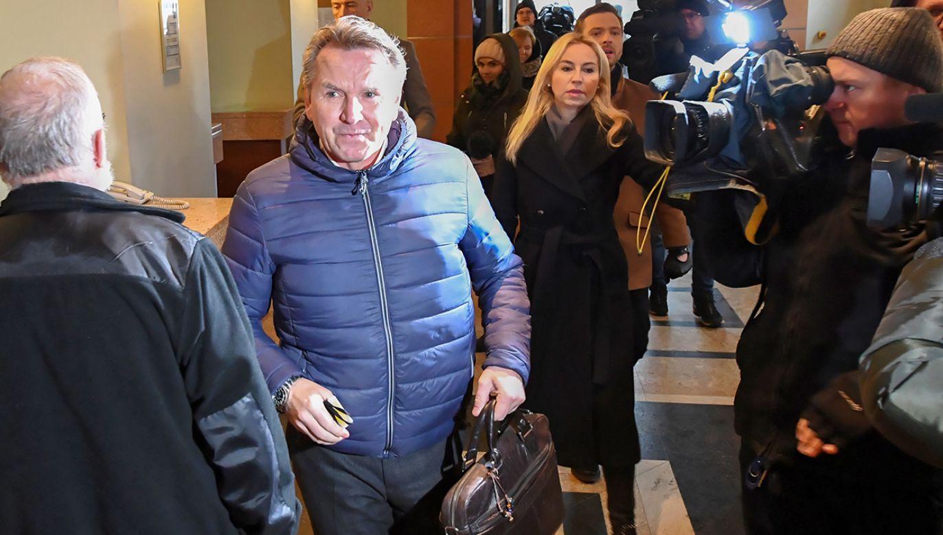 Zeznania austriackiego biznesmena nie były spójne – twierdzi prokuratura (fot. arch. PAP/Piotr Nowak)